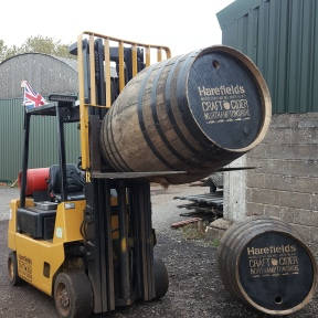 Cider Barrels Casks