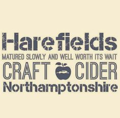 Craft Cider Stamp Logo
