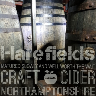 Harefields whisky barrels